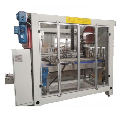LC-ZX30 Toothed Wheel Grasp Carton Filling Machine