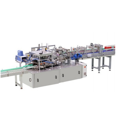 LC-ZX35 One-piece Carton Wrapping Machine